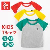 ZAKZAK【KIDS】(ザクザク)のトップス/Tシャツ