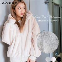GORGE (ゴージ)のアウター(コート・ジャケットなど)/ファーコート
