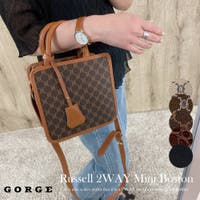 GORGE (ゴージ)のバッグ・鞄/ボストンバッグ