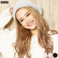 GORGE (ゴージ)の帽子/ベレー帽