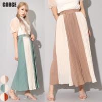 GORGE (ゴージ)のスカート/プリーツスカート