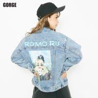 GORGE (ゴージ)のアウター(コート・ジャケットなど)/デニムジャケット