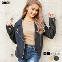 GORGE (ゴージ)のアウター(コート・ジャケットなど)/ライダースジャケット