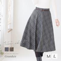 Grandeir(グランディール)のスカート/フレアスカート