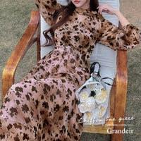 Grandeir(グランディール)のワンピース・ドレス/シフォンワンピース