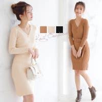 Grandeir(グランディール)のワンピース・ドレス/ニットワンピース