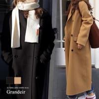 Grandeir(グランディール)のアウター(コート・ジャケットなど)/ロングコート