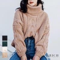 Growing Rich(グローウィングリッチ)のトップス/ニット・セーター