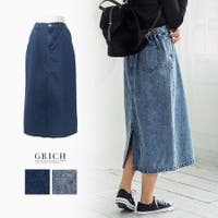 Growing Rich(グローウィングリッチ)のスカート/デニムスカート