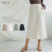 Growing Rich(グローウィングリッチ)のスカート/ロングスカート