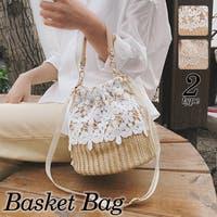 HANAHANA(ハナハナ)のバッグ・鞄/カゴバッグ