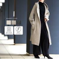HAPPY急便 by VERITA.JP(ハッピーキュウビン バイ ベリータジェーピー)のアウター(コート・ジャケットなど)/コーディガン