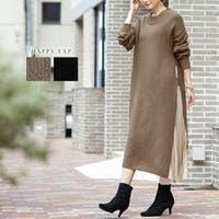 HAPPY急便 by VERITA.JP(ハッピーキュウビン バイ ベリータジェーピー)のワンピース・ドレス/ニットワンピース
