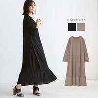 HAPPY急便 by VERITA.JP(ハッピーキュウビン バイ ベリータジェーピー)のワンピース・ドレス/マキシワンピース