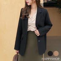 Happy Shop(ハッピーショップ)のアウター(コート・ジャケットなど)/テーラードジャケット