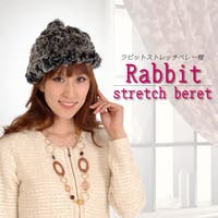 Hayashiguchi(ハヤシグチ)の帽子/ベレー帽
