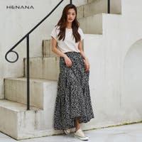 HENANA (ヘナナ)のスカート/ティアードスカート
