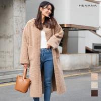 HENANA (ヘナナ)のアウター(コート・ジャケットなど)/ロングコート