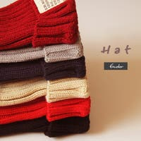 HENANA (ヘナナ)の帽子/ニット帽