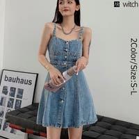 WITCH(ウィッチ)のワンピース・ドレス/デニムワンピース