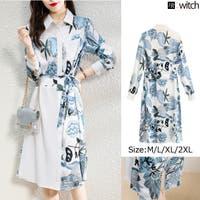 WITCH(ウィッチ)のワンピース・ドレス/シャツワンピース