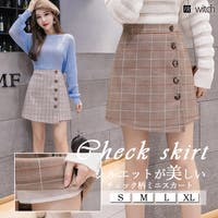 WITCH(ウィッチ)のスカート/ミニスカート