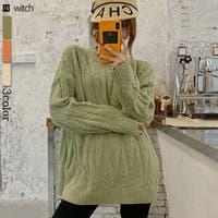 WITCH(ウィッチ)のトップス/ニット・セーター