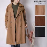 HERISSON design(エリソンデザイン)のアウター(コート・ジャケットなど)/トレンチコート