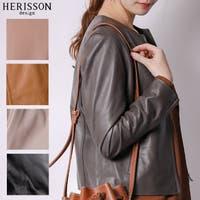 HERISSON design(エリソンデザイン)のアウター(コート・ジャケットなど)/ライダースジャケット