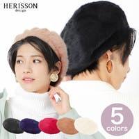 HERISSON design(エリソンデザイン)の帽子/ベレー帽