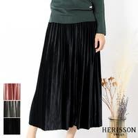 HERISSON design(エリソンデザイン)のスカート/プリーツスカート