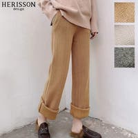 HERISSON design(エリソンデザイン)のパンツ・ズボン/クロップドパンツ・サブリナパンツ