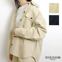 HERISSON design(エリソンデザイン)のアウター(コート・ジャケットなど)/ブルゾン