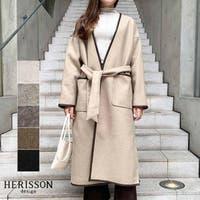 HERISSON design(エリソンデザイン)のアウター(コート・ジャケットなど)/ロングコート