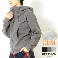 HERISSON design(エリソンデザイン)のトップス/パーカー