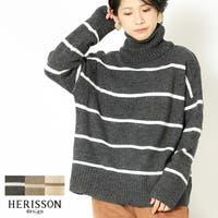HERISSON design(エリソンデザイン)のトップス/ニット・セーター