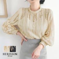 HERISSON design(エリソンデザイン)のトップス/ブラウス