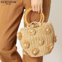 HERISSON design(エリソンデザイン)のバッグ・鞄/カゴバッグ