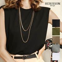 HERISSON design(エリソンデザイン)のトップス/ノースリーブ