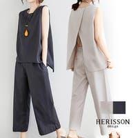 HERISSON design(エリソンデザイン)のスーツ/セットアップ