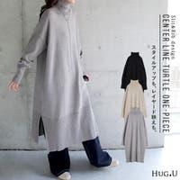 HUG.U(ハグユー)のワンピース・ドレス/ニットワンピース