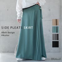 HUG.U(ハグユー)のスカート/プリーツスカート