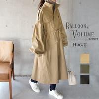 HUG.U(ハグユー)のアウター(コート・ジャケットなど)/MA-1・ミリタリージャケット