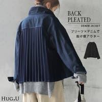 HUG.U(ハグユー)のアウター(コート・ジャケットなど)/ジャケット・ブルゾン