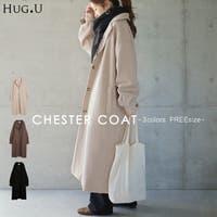 HUG.U(ハグユー)のアウター(コート・ジャケットなど)/チェスターコート