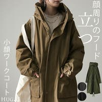 HUG.U(ハグユー)のアウター(コート・ジャケットなど)/ロングコート