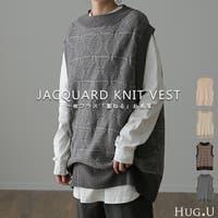 HUG.U(ハグユー)のトップス/ベスト・ジレ