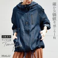 HUG.U(ハグユー)のアウター(コート・ジャケットなど)/マウンテンパーカー