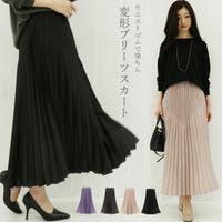 honey on days(ハニーオンデイズ)のスカート/プリーツスカート