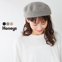 Honeys(ハニーズ)の帽子/ベレー帽